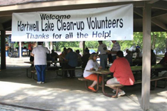 2008 Cleanup Picnic