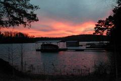 Lake Hartwell Scenery